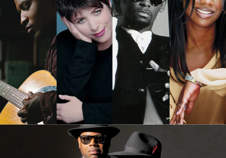 THE REAL SONGWRITERS OF R&B
