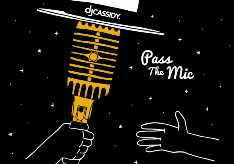 DJ Cassidy Presents Pass the Mic: 90's R&B Edition